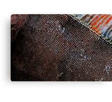 Rising Reptiles Canvas Print