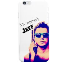 My name is what iPhone Case/Skin