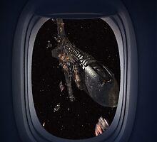 Stargate Universe Destiny Battle View by LuciusMesa