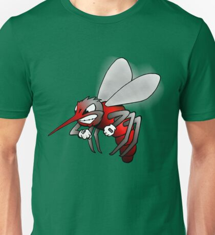 """Fighting Skeeter"" cartoon t-shirt Unisex T-Shirt"