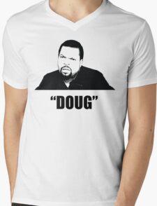 """""""Doug"""" Mens V-Neck T-Shirt"""