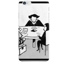 Chairman of the Bored iPhone Case/Skin