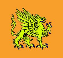 GRYPHON-YELLOW Unisex T-Shirt