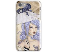 Where Is My Octopus? iPhone Case/Skin