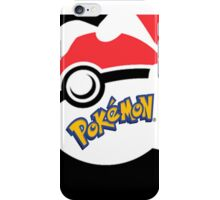 Pokemon Art iPhone Case/Skin