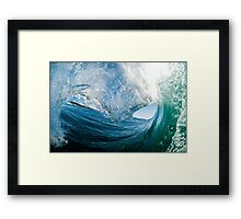 Shatter My Windscreen Framed Print