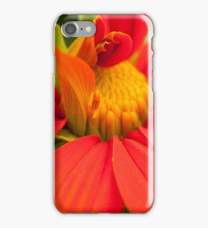 Mexican Sunflower iPhone Case/Skin