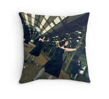 Sins of a Doppelganger - Vanity Throw Pillow