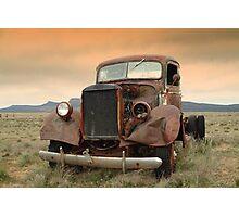 Arizona Rust Photographic Print