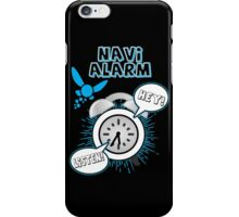 Navi Alarm iPhone Case/Skin