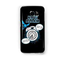 Navi Alarm Samsung Galaxy Case/Skin