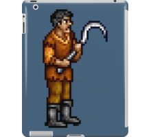hero peasant iPad Case/Skin
