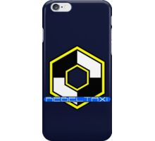 Rebel Taxi logo 3 iPhone Case/Skin