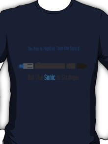The Sonic is Stronger T-Shirt