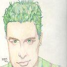 Green Billie by Dylan Mazziotti