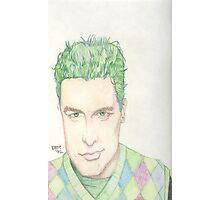 Green Billie Photographic Print