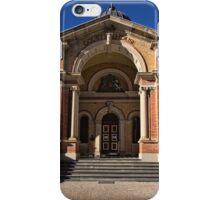 The Court House in Goulburn/NSW/Australia (1) iPhone Case/Skin