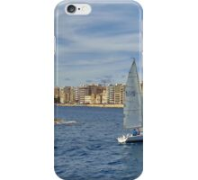Sliema, Malta iPhone Case/Skin