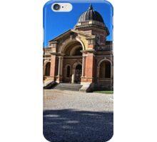 The Court House in Goulburn/NSW/Australia (2) iPhone Case/Skin