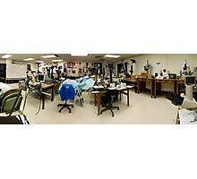 BioMedical Photography Lab Photographic Print