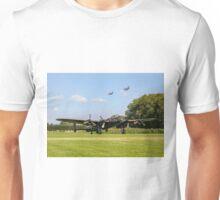 Three Lancasters #2 Unisex T-Shirt