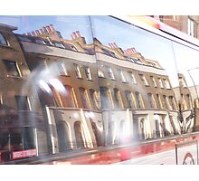 reflections of a city Photographic Print