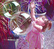bubble girl by artisticjodi88