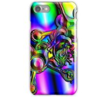 Psychedellic Marilyn iPhone Case/Skin