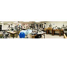 BioMedical Photography Lab 2 Photographic Print