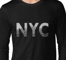 NYC Empire State T Long Sleeve T-Shirt