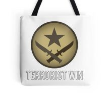 Counter Strike - Terrorist Win Tote Bag