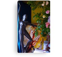 Female images Canvas Print