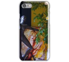 Female images iPhone Case/Skin