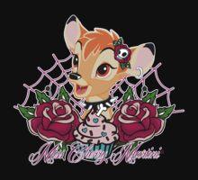 Tattoo Bambi by Miss Cherry  Martini