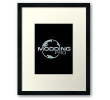 Modding Pro Framed Print