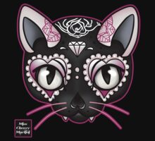 Day of the Kitty PINK Kids Clothes