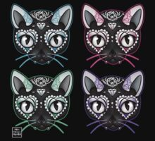 Pop Art Kitty Kids Clothes