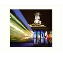 Glasgow: Gallery of Modern Art Art Print