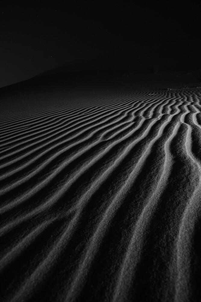 Desert Ripples by Daniel Nahabedian