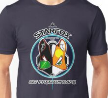 Mercenary Unit: STARFOX Unisex T-Shirt