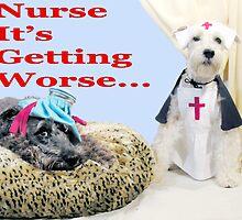 Nurse... by carin berger
