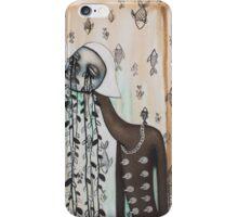 Crocodile tears iPhone Case/Skin