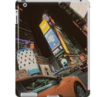 Times Square, NYC iPad Case/Skin