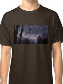 Mysterious Night Sky. Classic T-Shirt