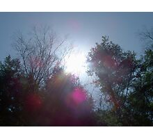 The Colors of Sunlight Photographic Print