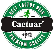 Cactuar Beer! by neihv