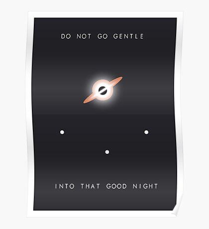 Interstellar Poster Poster