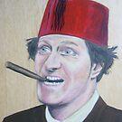 Tommy Cooper by Jo Conlon