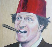 Tommy Cooper by Jo Conlon