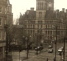 Manchester town hall by Cvail73
